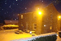 Christmas & New Year in the Derbyshire Peak District