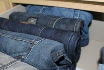 Ordnung Kleiderschrank