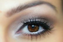 Eye looks I love! / by Nichole Otten