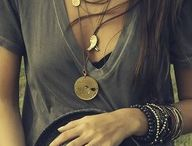 I Luv Accessories / Bracelets, rings, necklaces, etc. / by Angelie Ronato