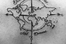 traveling tattoo