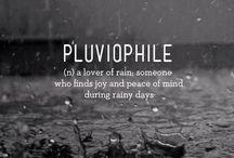 I Love A Rainy Day / by Felicia Ann Long