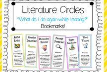 School - Literature Circles
