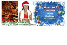 Fitness and Nutrition Challenges / Information on my upcoming fitness and nutrition accountability groups and challenges