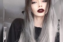 •Hair