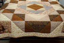 Quilts bed
