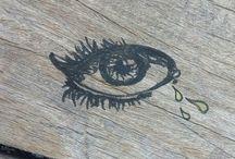idée logo - œil / Idées pour un logo avec un oeil