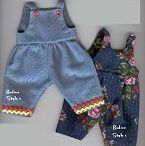 Doll clothes patterns/ Hainute de papusi