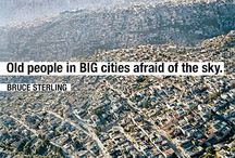 Contestational Climate / Old People in Big Cities Afraid of the Sky