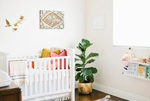 At Home:  Nursery