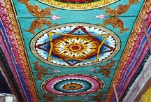 Mandalas / This is a collection of mandalas - tattoos, drawings, paintings by others as well as my own mandala paintings, drawings and zendoodles / by Jen Marsh
