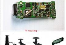 CCD Camera Board / Sony CCD Camera PCB Board / by Surmall Live