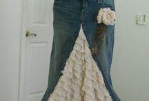 handgefertigte Röcke