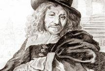 Jacob van Campen / Familie history