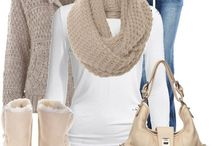 Autumn And winter clothes