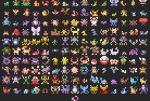 Pixel Art - 8x8
