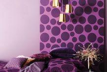 Trendy barva: lila