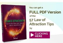 laws of attractions