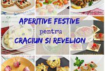 Idei mese festive craciun revelion