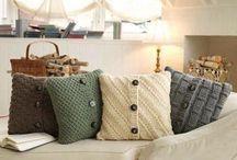 cuscini fai da te - Almohadas de bricolaje