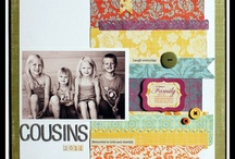 Family Layouts / by Moira Coward