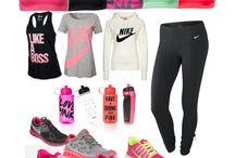 Getting Healthy-Clothes / by Ashley B.