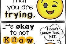 Emoji classroom theme