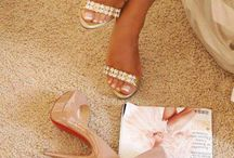 "1 <3 Shoes  / "" Give a girl the right shoes and she can conquer the World!""  - Marilyn Monroe / by Digital Playground"