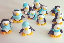 Q's penguins
