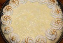 Dessert passover frozen lemon