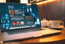 Manu Dibango / Création du site de l'artiste