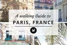 Walking Paris