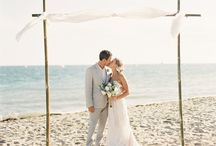 Beach Wedding / WOHO! / by Daniela Ramirez