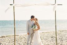NANY'S WEDDING /Beach Wedding Inspiration- My Wedding #BodaDanyYGaby / This board helped me plan my wedding, so here is my wedding too!