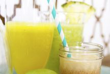Juicing Recipes / by Melissa Montgomery