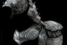 Animal armour