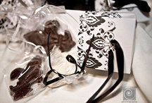 New Orleans Wedding Favors / All the little goodies