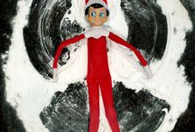 Elf on a shelf / by Valerie Marlow