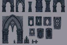 concept art - architecture