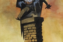+Mike Mignola - DC & Marvel