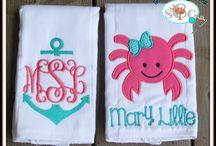 embroidery idea's