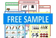 FREE Autism Education Activities  & Resources