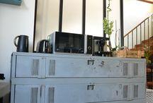Customisation, détournement et transformation de meubles / #Customisation #transformation #meuble métal #industriel #vintage #détournementobjet