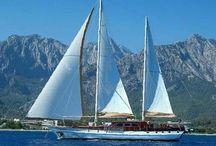 ARABELLA / #gulet, #yacht, #bluevoyage, #yachtcharter,  www.cnlyacht.com
