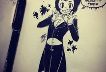 Bendy and the ink mashine ❤