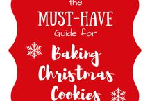 Christmas Cookie Ideas / Christmas Cookie Ideas, Cookie Recipes, Cookie Planning, Cookie Swap, Holiday Favorites