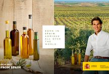 Rafa Nadal and Olive Oils from Spain / We follow our ambassador Rafa Nadal during his challenges. Join us!