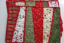 christmas table mats