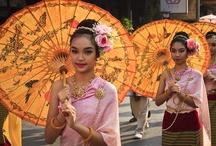 Chiang Mai's Flower Festival
