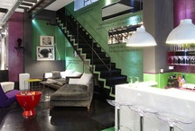 my future loft / by Melissa Everson